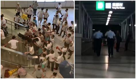 corruption watchdog launches probe  police response  yuen long attacks coconuts hong kong
