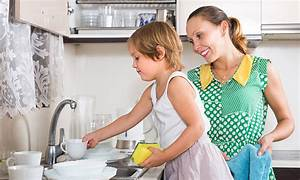How Setting Your Children The Right Household Tasks Could Help Their Development