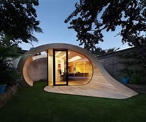 44 atemberaubende Gartenhütten: Bauen und Einrichten Architektur, Garten ZENIDEEN