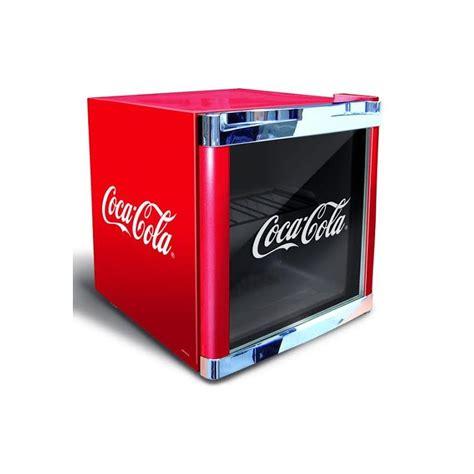 frigo de chambre petit réfrigérateur frigo vitrine coca cola à boissons 50 l
