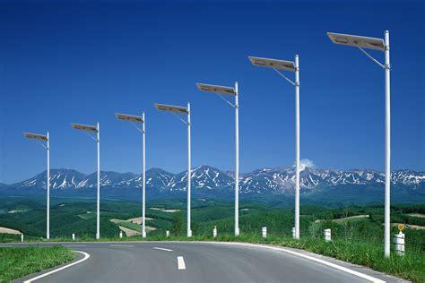 Solar Street Lights  Micro Energy