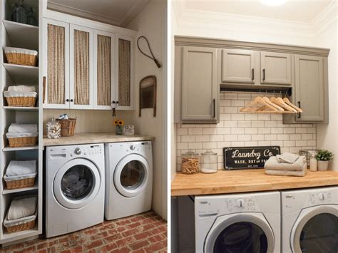 12 Inspiring Small Laundry Room Ideas  Love & Renovations