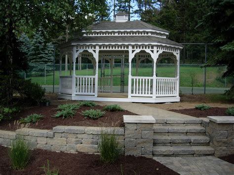 wood gazebos vinyl gazebos pennsylvania maryland