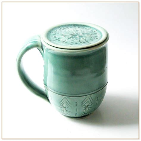 coffee mugs  lids