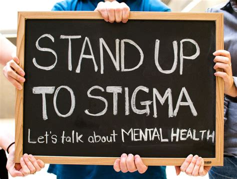 removing stigma  mental health healthshire