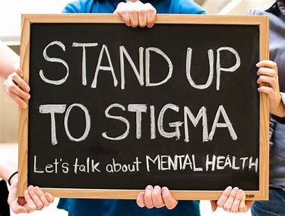 Mental Stigma Health Illness Treatment Removing End