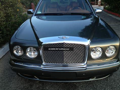 2005 Bentley Arnage R Xxi Century Cars