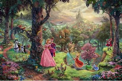 Sleeping Beauty Wallpapers