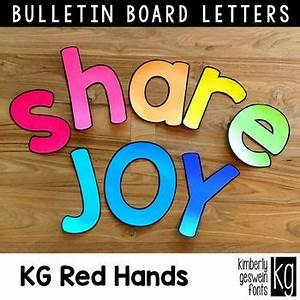 14 best bulletin board lettering images on pinterest With church bulletin board letters