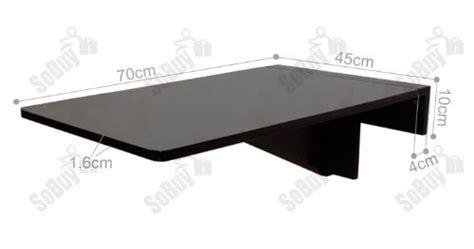 table de cuisine rabattable table murale rabattable en bois table pour les enfants
