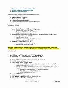 Step By Step Windows Azure Pack For Windows Server 2012 R2