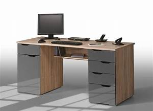 Meuble Ordinateur Salon : bureau meuble chaise et fauteuil de bureau eyebuy ~ Medecine-chirurgie-esthetiques.com Avis de Voitures