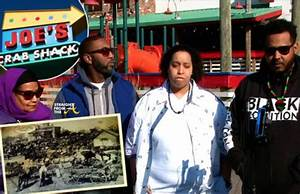 WTF?!? Joe's Crab Shack Used Historic Lynching Photo As ...