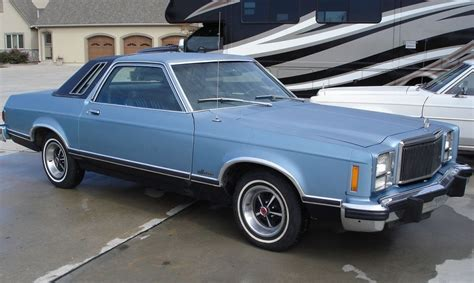 1979 Mercury Monarch: Church Car