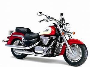 Suzuki Vl1500 Intruder Motorcycle Service  U0026 Repair Manual  1998 199