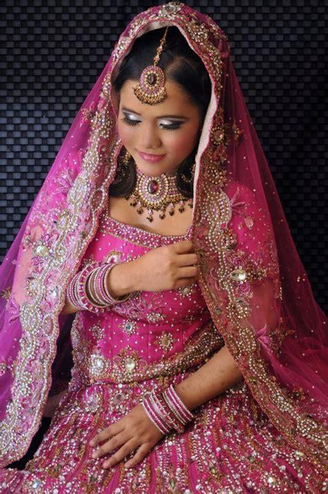 pink indian wedding dresses  fashions