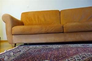Domicil Möbel Gebraucht : domicil nubuk bullen dickleder sofa boston xl 250cm hocker in geislingen polster sessel ~ Frokenaadalensverden.com Haus und Dekorationen