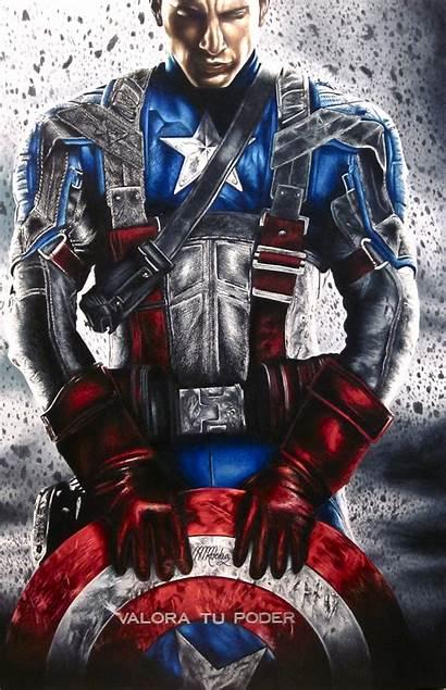Captain America Heroes Super
