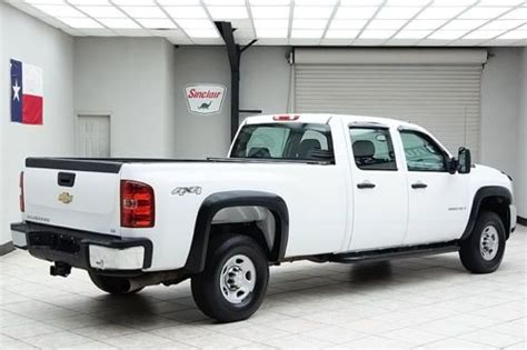 sell   chevy hd diesel  ls long bed crew cab  texas owner  mansfield texas