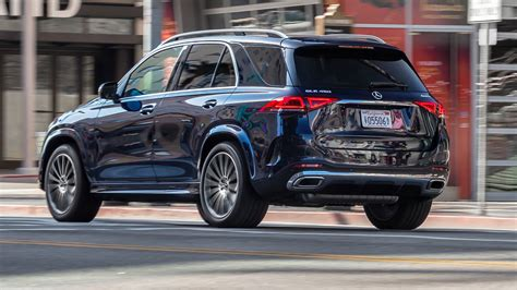 5 mercedes gle 5 5matic is a cure for your bentayga. 2020 Mercedes-Benz GLE 450 4Matic Review   eMercedesBenz