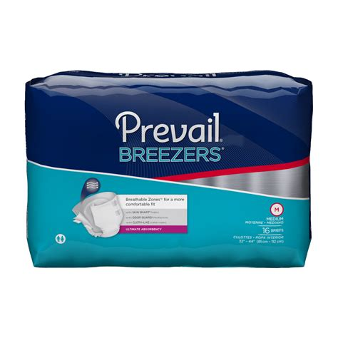 Prevail Breezers Adult Briefs On Sale Gotomedsupply