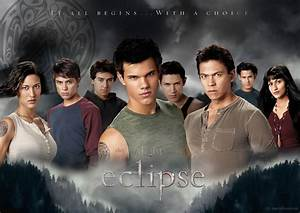 Image - Wolf Pack Eclipse Wallpaper by maso.jpg - Twilight ...