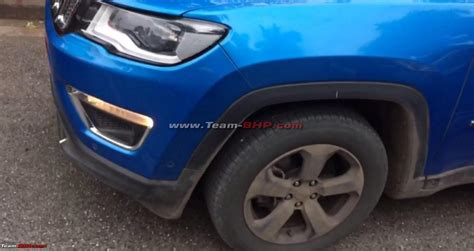 jeep compass limited sunroof jeep compass with sunroof spotted testing new variant