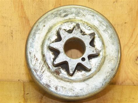 stihl  chainsaw    tooth sprocket chainsawr