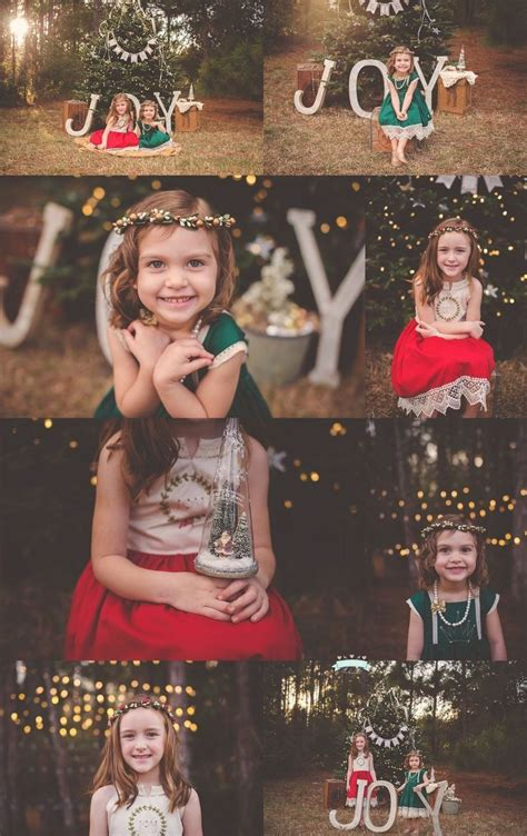 holiday photo shoot ideas images  pinterest