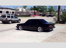 BMW E28 M5 BlackBlack YouTube