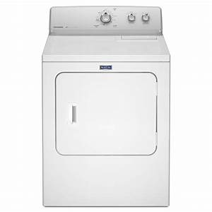 Shop Maytag Centennial 7-cu ftElectric Dryer (White) at