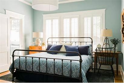 Bedroom Bed Shutters Iron Plantation Window Traditional