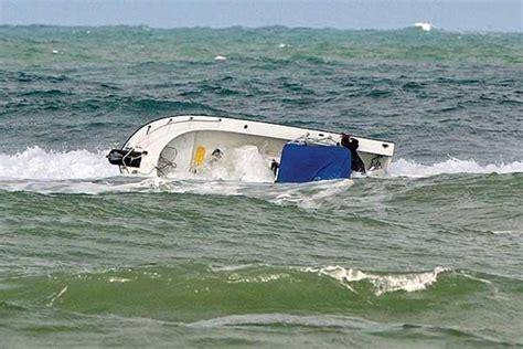 Small Boat Large Waves by Avoiding Capsizing And Swing Seaworthy Magazine Boatus
