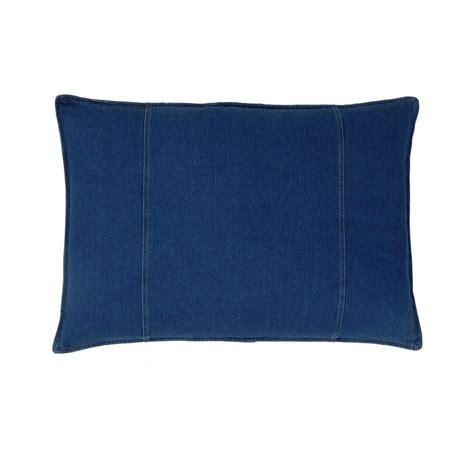 king size pillow shams kimlor karin maki american denim pillow sham standard or