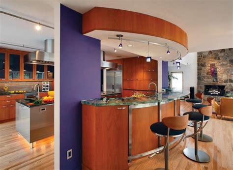 cuisine luxueuse quelques exemples de joli aménagement de cuisine ouverte