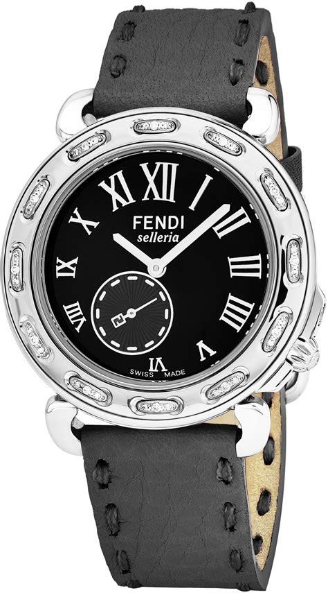 Fendi Selleria Ladies Watch Model: F81031DCH.SNR06