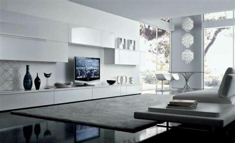modernes wohnzimmer bilder wohnzimmer in weiß 33 geniale ideen archzine net