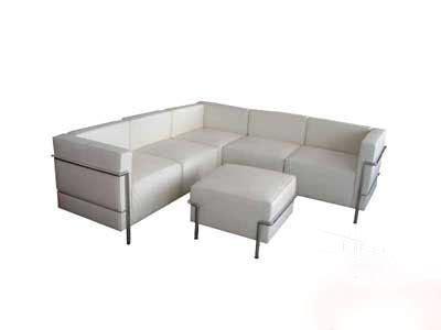 Le Corbusier Corner Sofa by Le Corbusier Grande Corner Sofa Yadea Modern Classic Furniture