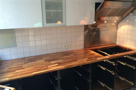 renovation meuble cuisine en chene gallery of plan de travail en chne nature with renovation