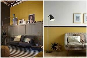 La couleur jaune moutarde pour un interieur chaleureux for Choix couleur peinture mur 4 la couleur jaune moutarde pour un interieur chaleureux