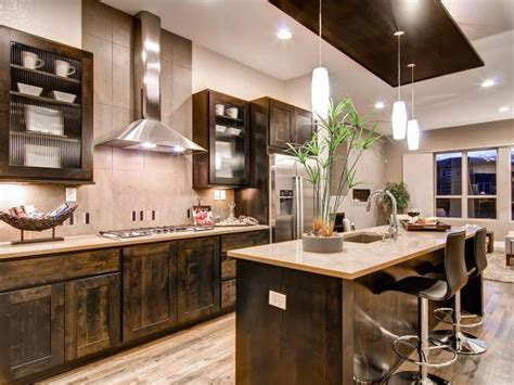 how to lay out a kitchen design kitchen layout templates 6 different designs hgtv 9468