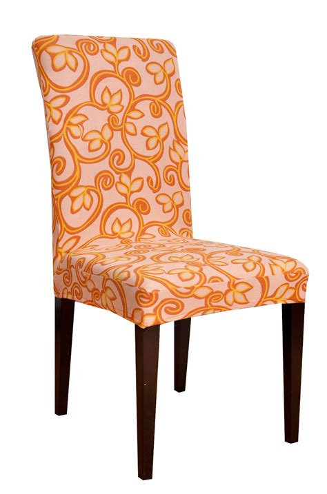Fabric To Cover Dining Room Chairs by Dining Room Decorate Stretch Printed Fabric Chair Covers
