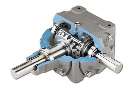 R1000 Series Bevel Gear Drives | Bevel Gear Drive Products ...