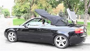 Audi A4 Cabriolet : audi a4 cabrio 1 8t youtube ~ Melissatoandfro.com Idées de Décoration