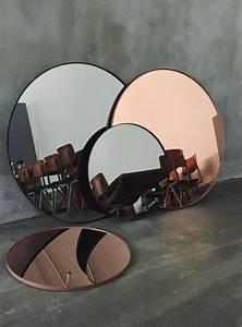 Miroir Cuivre Rose : comment r aliser une belle d co avec un miroir design symmetry reflection pinterest ~ Melissatoandfro.com Idées de Décoration