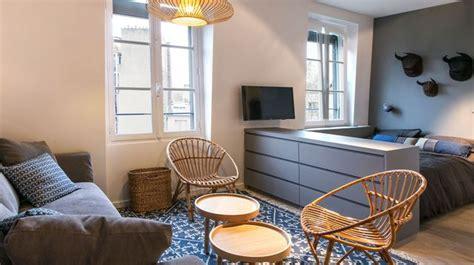 comment decorer une cuisine ouverte salon et chambre dans la même pièce 20 idées pour aménager