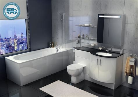 Sparkle Designer Bathroom Suite