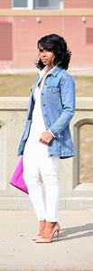 20 White Jeans Spring Outfits To Get Inspired - Styleoholic