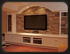 Built In Entertainment Center Ideas - WoodWorking Projects