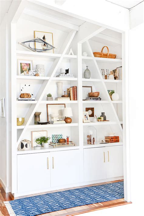 Styling Bookcases by Bookshelf Style Interiors